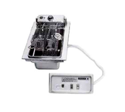 Wells F-556 240 15-lb Built In Fryer w/ Thermostatic Controls, 240/1 V