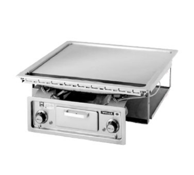 Wells G-136 22-in Built In Griddle w/ .5-in Steel Plate, 18-in Deep, 208/240/3 V