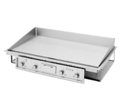 Wells G-246 208 46-in Built In Griddle w/ .5-in Steel Plate, 24-in Deep, 208/3 V