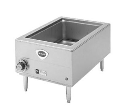 Wells HW/SMP 1-Pan Cooker & Warmer w/ Thermostaic Controls, 208/240/1 V
