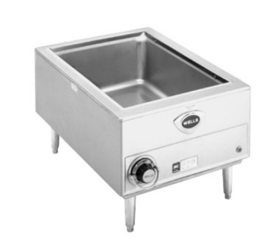Wells SMPT-D Countertop Food Warmer, (1) 12 X 20-in Pan, 208/240/1 V