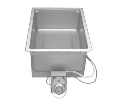 Wells SS-206D 1-Pan Built In Food Warmer w/ Drain, 208/240/1 V