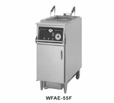 Wells WFAE-55F 240 55-lb Open Fryer w/ Basket Lifts & Thermostatic Controls, 240/3 V