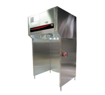 ... Hoods & Accessories > Condensate Hood > 48-in Ventless Hood w/ ...