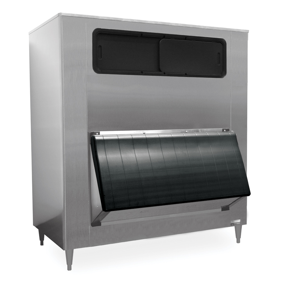 "Hoshizaki B-1650SS 60"" Wide 1605-lb Ice Bin with Lift Up Door"