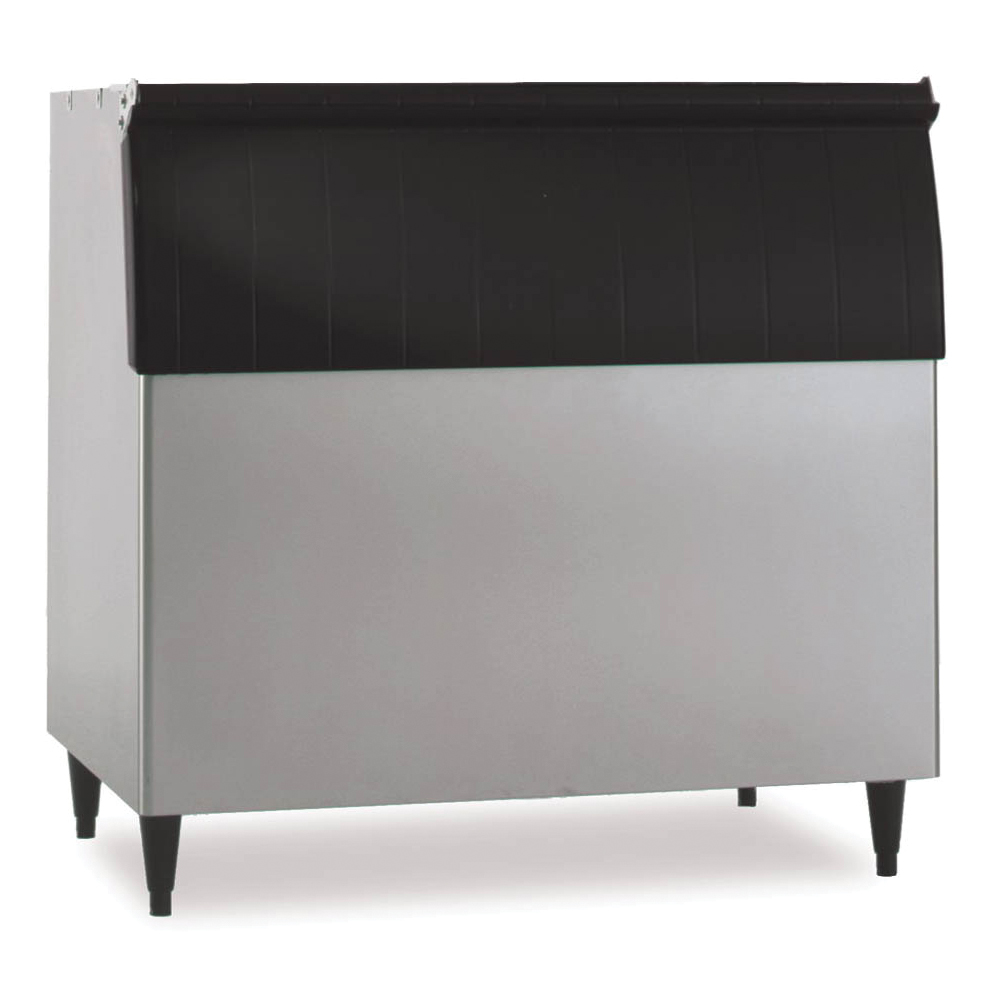 Hoshizaki B-800PF Bottom-Mount Ice Bin w/ 600-lb Capacity & Hinged Door, Vinyl Clad