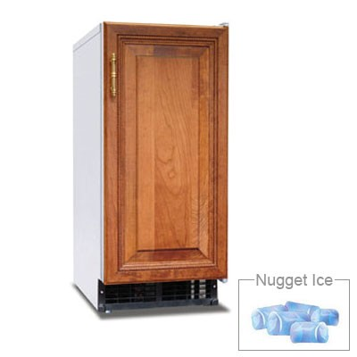 Hoshizaki C-101BAH-DS Cube Style Ice Maker w/ 92-lb/24-hr & 22-lb Bin Capacity, Air Cool