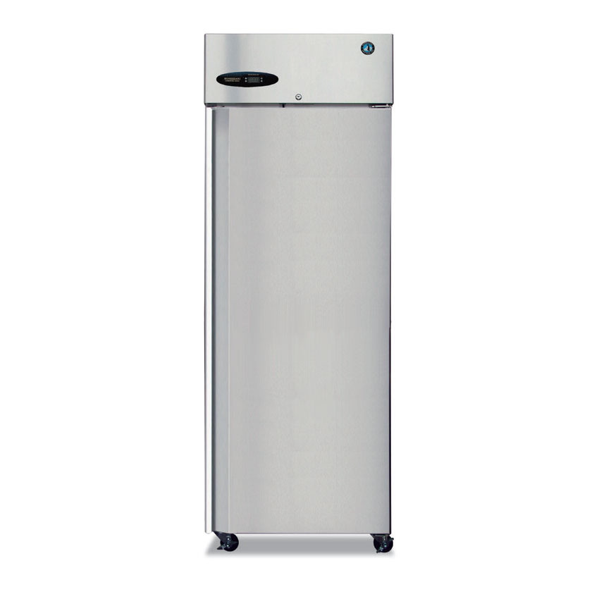 Hoshizaki CF1B-FS Reach-In Freezer w/ Solid Door, Stainless, 23.3-cu ft