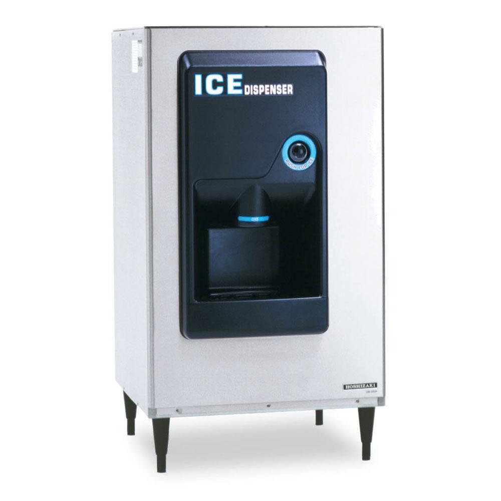 Hoshizaki DB-200H Countertop Cube Ice Dispenser w/ 200-lb Storage - Cup Fill, 115v