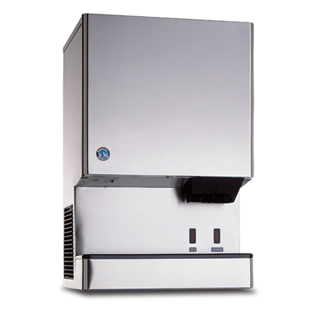 Hoshizaki DCM-500BAH-OS Cubelet-Style Ice Maker Water Dispenser w/ 525-lb Production, LED Sensor