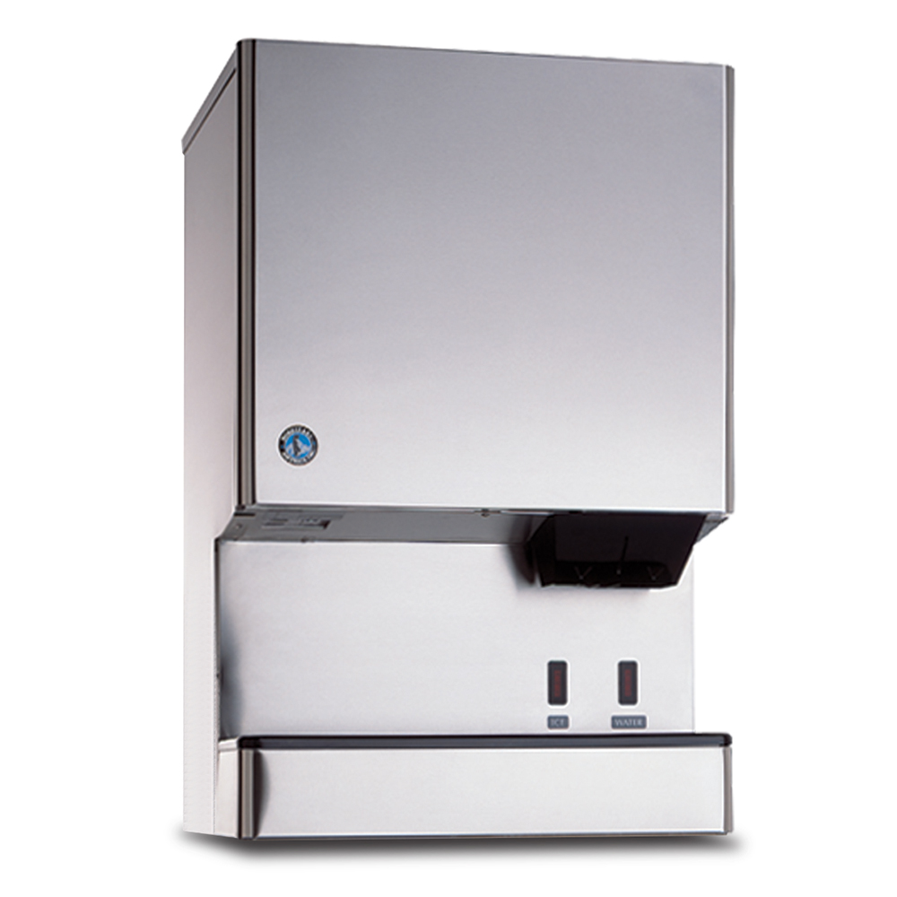 Hoshizaki DCM-500BWH Cubelet-Style Ice Maker Water Dispenser w/ 567-lb Production, Stainless