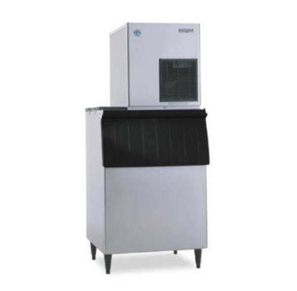 Hoshizaki F-801MAH B800SF Flake Style Ice Maker w/ 823-lb/24-hr & 600-lb Bin Capacity, Air Cool