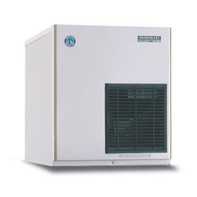 Hoshizaki F-801MAH-C Cubelet Style Ice Maker w/ 728-lb/24-hr Capacity, Air Cool, Stainless