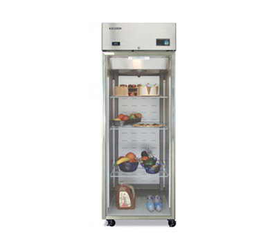 Hoshizaki CF1B-FG Reach-In Freezer w/ Glass Door, Stainless, 23.3-cu ft