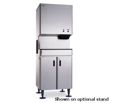 Hoshizaki DCM-500BAH Cubelet-Style Ice Maker Water Dispenser w/ 535-lb Production, Stainless