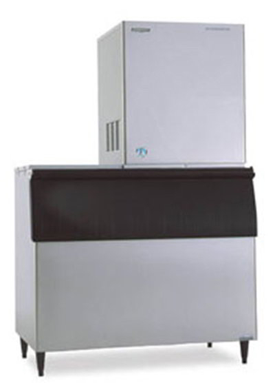 Hoshizaki F-2000MRH3 Flake Style Ice Maker w/ 2010-lb/24-hr Capacity, Remote, Air Cool, 208/1v