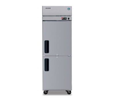 Hoshizaki HH1-SSB-HS 84.5-in Insulated Heated Holding Cabinet w/ 1-Section, Hinged Half Doors, 115/1V