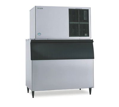 Hoshizaki KM-1301SAH-E Crescent Style Ice Maker w/ 505-kg/24-hr Capacity, Air Cool, Stainless, Export