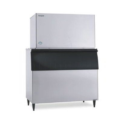 Hoshizaki KM-1601SWH Crescent Style Ice Maker w/ 1492-lb/24-hr Capacity, Water Cool, Stainless