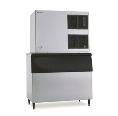 Hoshizaki KM-1900SWH3 Crescent Style Ice Maker w/ 1825-lb/24-hr Capacity, Water Cool, Stainless