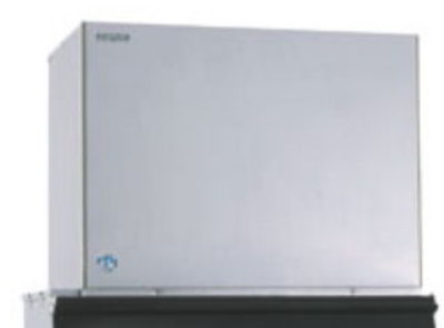 Hoshizaki KMD-450MWH Crescent Style Ice Maker w/ 460-lb/24-hr Capacity, Water Cool, Stainless