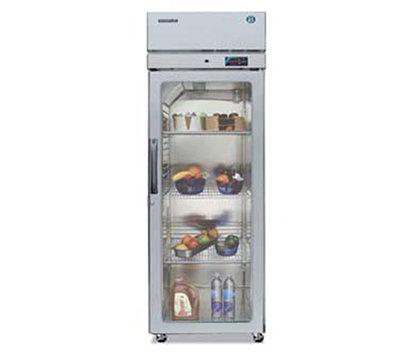... In Refrigerator > Reach-In Refrigerator w/ Full Glass Door, Stainless