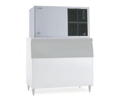 "Hoshizaki KM-1301SAH3 48"" Crescent Cube Ice Machine Head - 1298-lb/24-hr, Air Cooled, 208v/3ph"