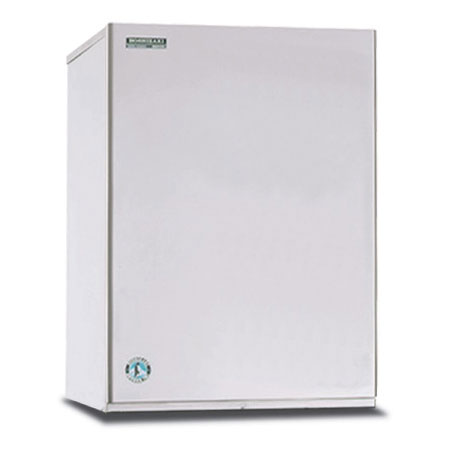 "Hoshizaki KM-1340MRH 30"" Crescent Cube Ice Machine Head - 1401-lb/24-hr, Air Cooled, 208v/1ph"