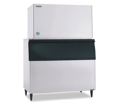 "Hoshizaki KM-1601SRH 48"" Crescent Cube Ice Machine Head - 1531-lb/24-hr, Air Cooled, 208v/1ph"