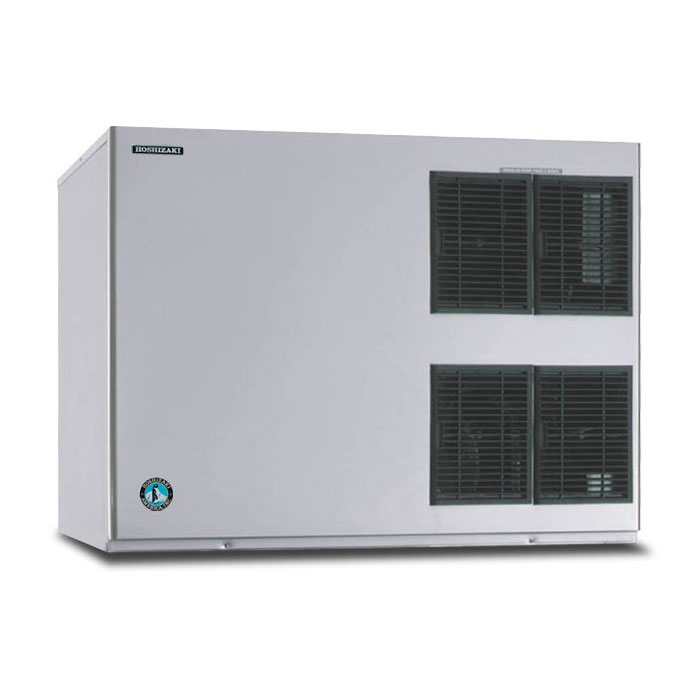"Hoshizaki KM-1900SRH 48"" Crescent Cube Ice Machine Head - 1857-lb/24-hr, Air Cooled, 208v/1ph"