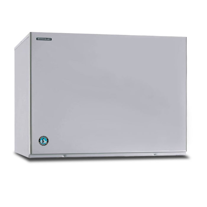 "Hoshizaki KM-1900SWH3 48"" Crescent Cube Ice Machine Head - 1825-lb/24-hr, Water Cooled, 208v/3ph"