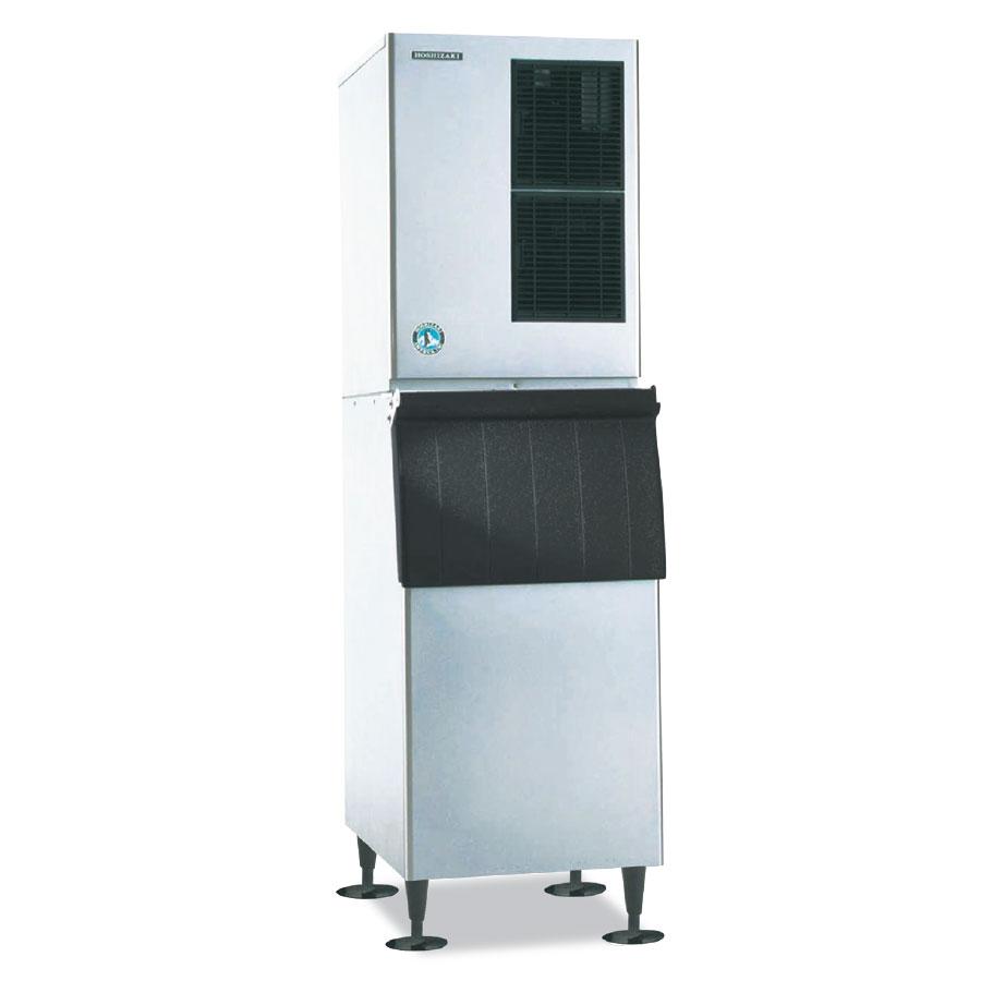 Hoshizaki KM-515MAH B300PF Crescent Cube Style Ice Maker w/ 498-lb/24-hr & 300-lb Bin Capacity, Air Cool