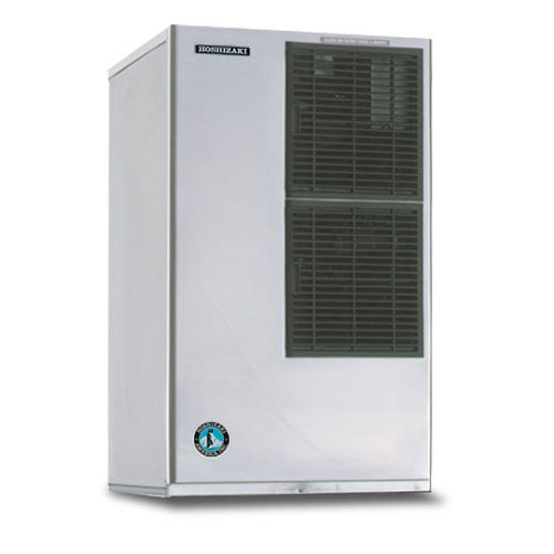 "Hoshizaki KM-650MAH 22"" Crescent Cube Ice Machine Head - 661-lb/24-hr, Air Cooled, 208-230v/1ph"