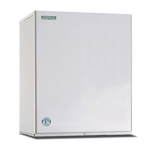 "Hoshizaki KM-901MWH 30"" Crescent Cube Ice Machine Head - 864-lb/24-hr, Water Cooled, 208-230v/1ph"