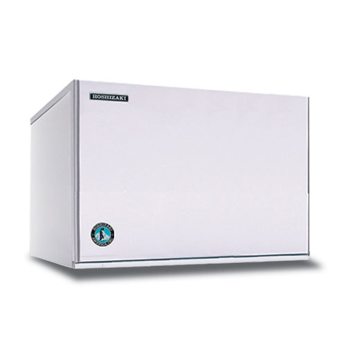 "Hoshizaki KMD-450MWH 30"" Crescent Cube Ice Machine Head - 460-lb/24-hr, Water Cooled, 115v"