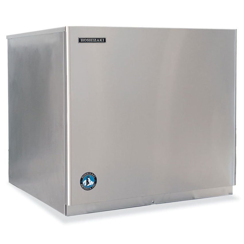 Hoshizaki KMD-850MRH Crescent Style Ice Maker w/ 833-lb/24-hr Capacity, Air Cool, Remote, Stainless