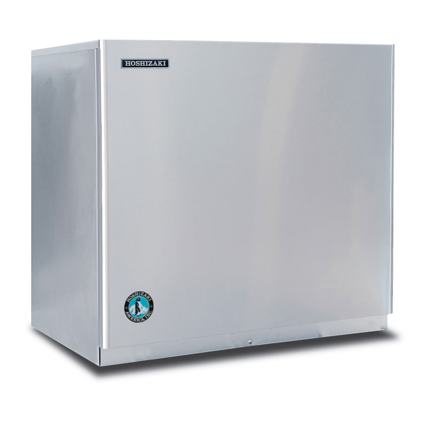 Hoshizaki KMD-901MRH Crescent Style Ice Maker w/ 848-lb/24-hr Capacity, Air Cool, Remote, Stainless