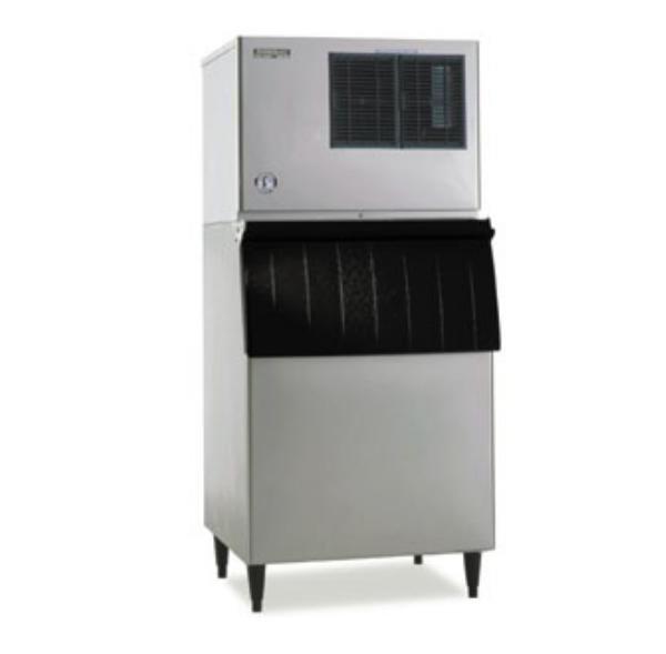 Hoshizaki KML-451MAH B500PF Cube Ice Maker w/ 360-lb Bin - Air Cooled, 115v