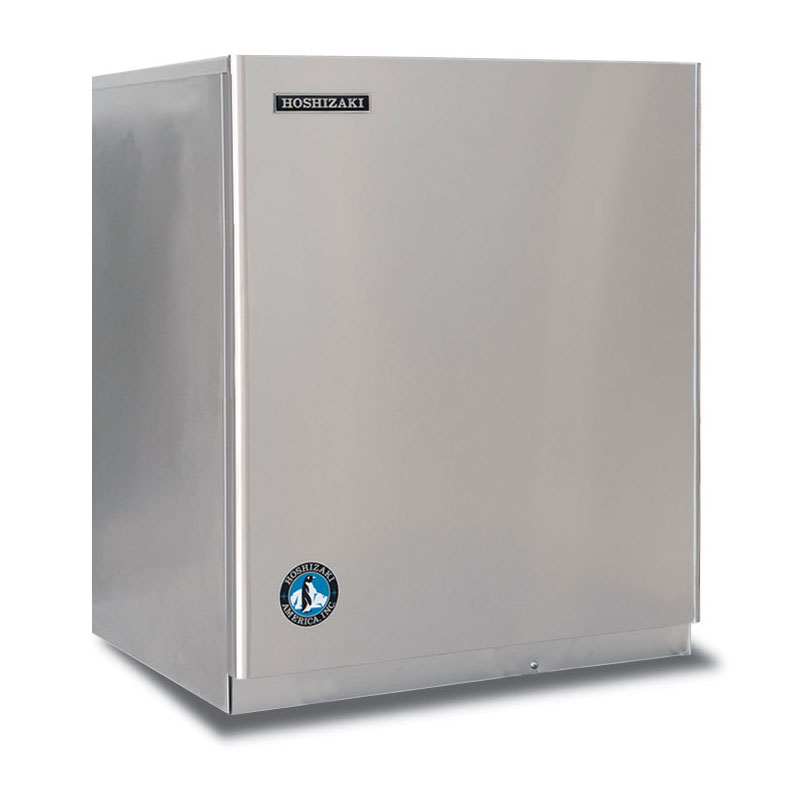 Hoshizaki KMS-822MLH Crescent Style Ice Maker w/ 839-lb/24-hr Capacity, Air Cool, Remote, Stainless