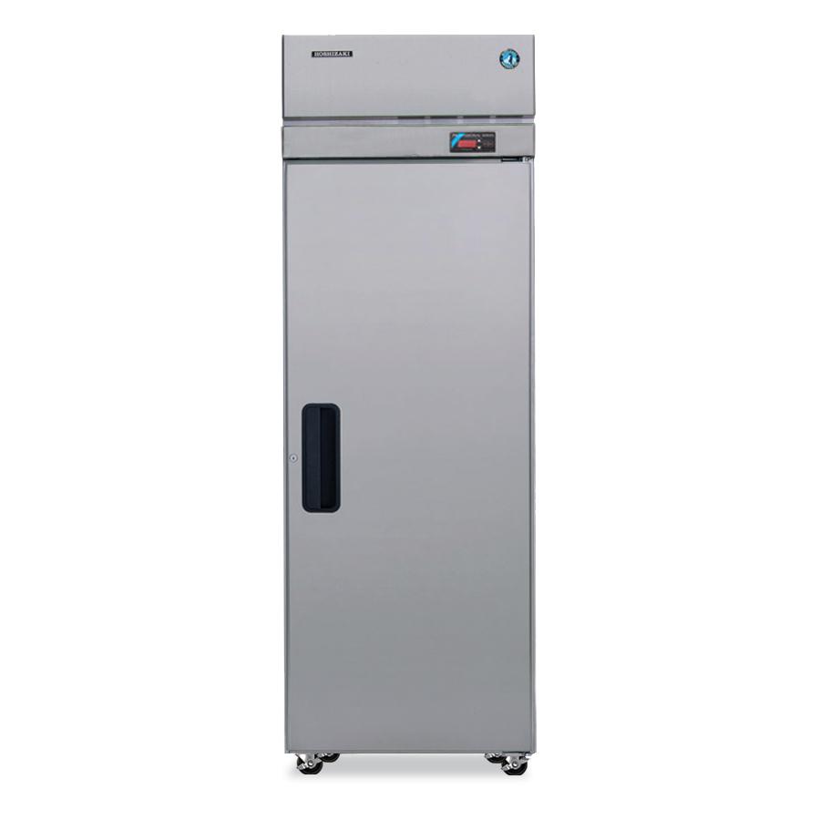 """Hoshizaki PTR1SSE-FSFS 27.5"""" Single Section Pass-Thru Refrigerator, Solid Door, 115v"""