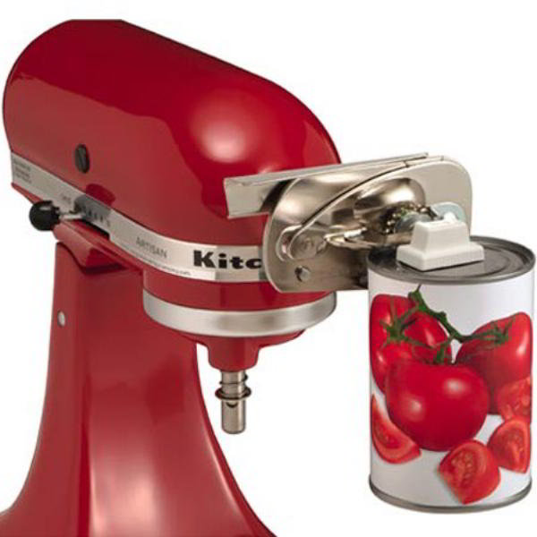 mixers accessories can opener attachment for kitchen aid stand