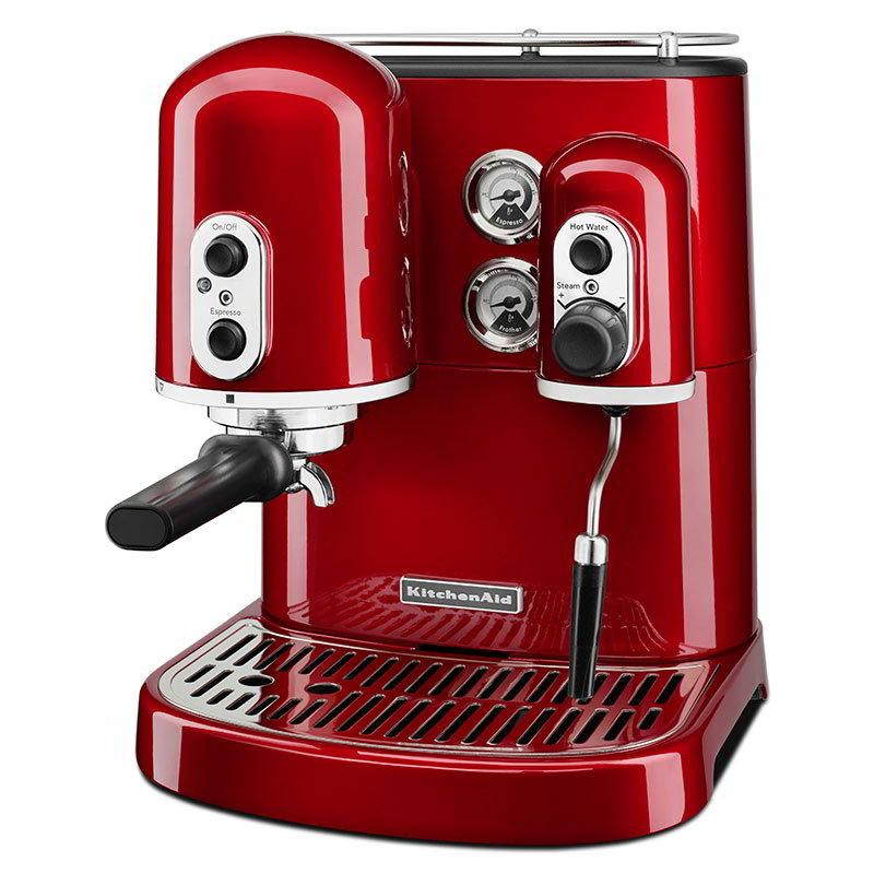 Kitchenaid Kes2102ca Pro Line Dual Boiler Espresso Maker