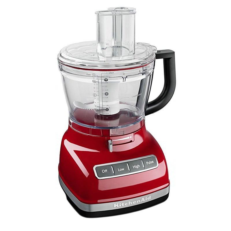What Can A Kitchenaid Food Processor Do