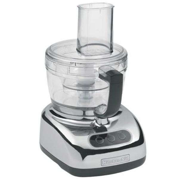 Kitchenaid Kfp740cr Food Processor 9 Cups 4 Cup Mini