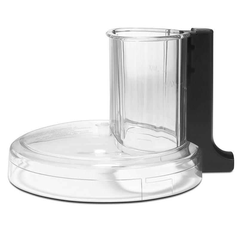 Kitchenaid Kfp7wwcob Work Bowl Cover For Wide Mouth Food