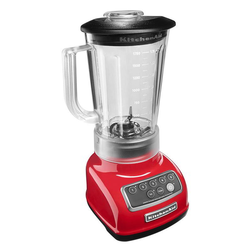 KitchenAid KSB1570 56-oz 5-Speed Countertop Blender - Control Panel w/LED Lights,