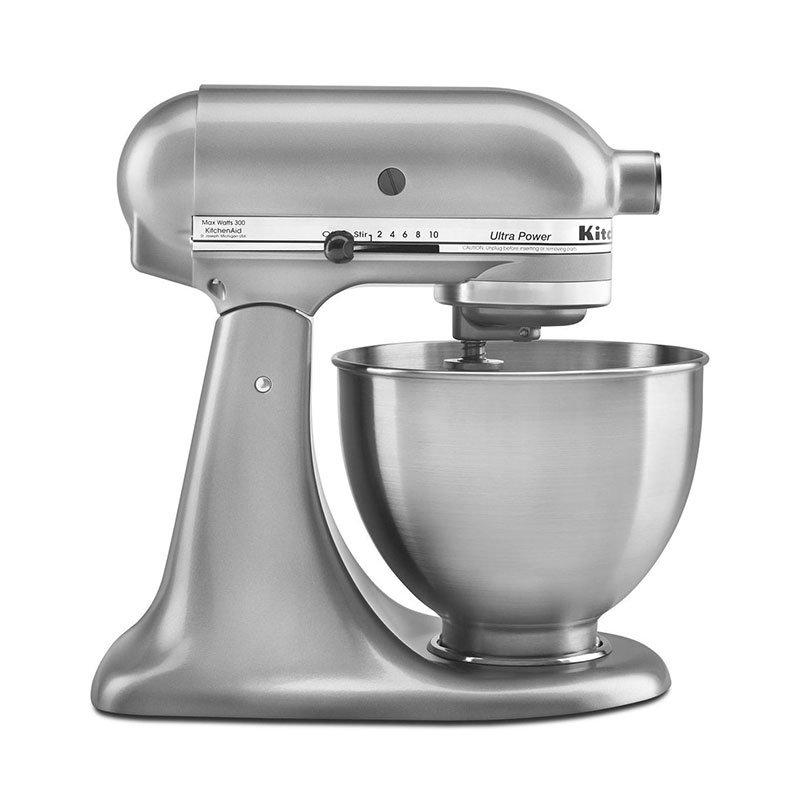 KitchenAid KSM95CU Ultra Power Series Mixer w/ 4.5-qt Stainless Bowl,