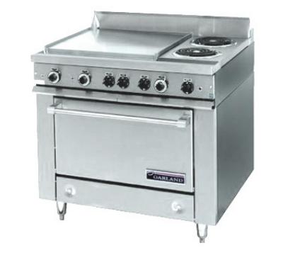 Garland / US Range 36ER32-3 2081 36E Series Heavy Duty Range Oven 2 Sections 2 Elements 208/1 Restaurant Supply