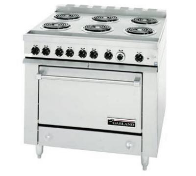 Garland / US Range 36ER33 2403 36E Series Heavy Duty Range Standard Oven (6) Elements 240/3 Restaurant Supply