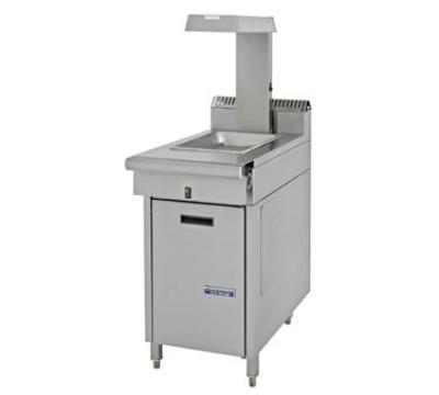 Garland C836-FMA 18 in Cuisine Filter System Spreader Top w/ Pan Restaurant Supply